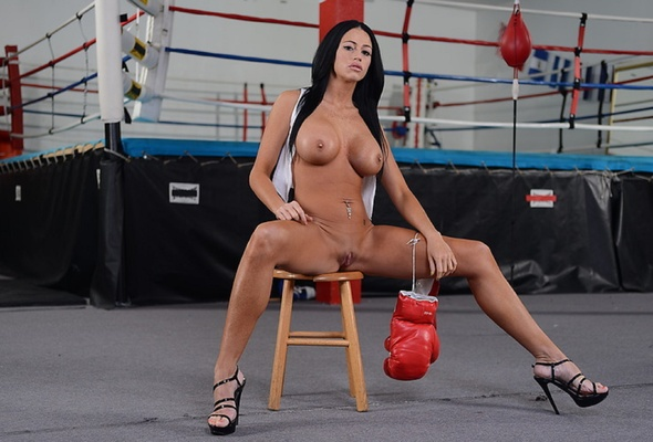 boxing Shemale nude