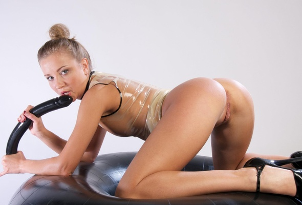 Tasty latex ass claire dames fucked hard 10