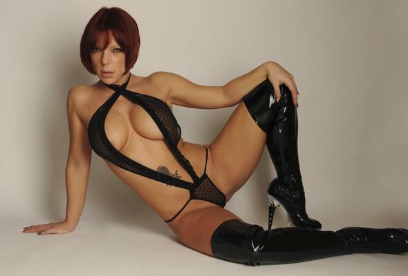 Sexy Redhead Milf 45