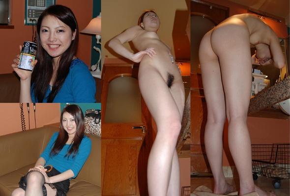 Dressed undressed hairy women