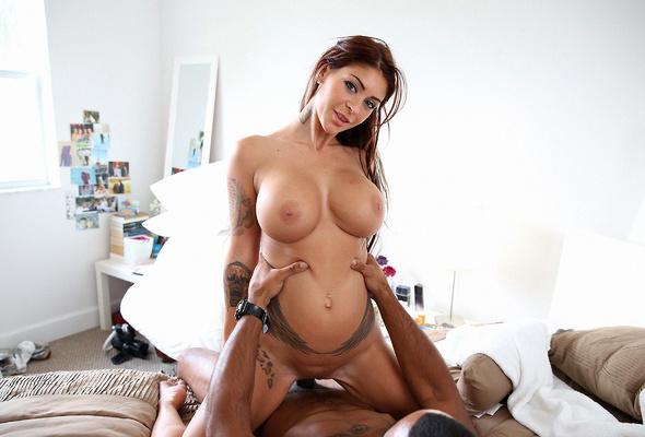 huge topless beautifull tit big dick