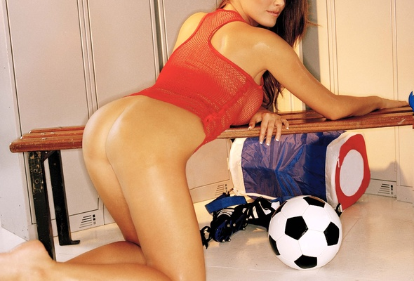 ball and soccer Boobs butts