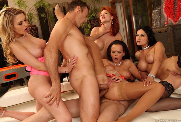 sexy naked porn group sex