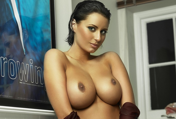 Can recommend sammy braddy big tits brunette nude model