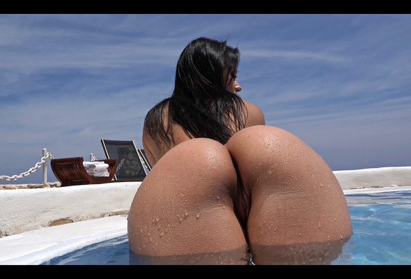 Perfect ass pussy pool opinion