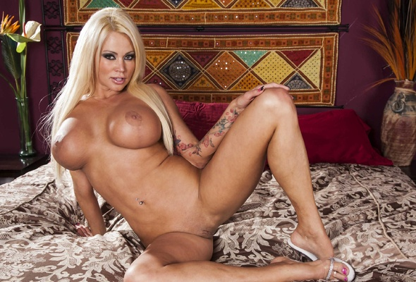 Star barbie porn blonde