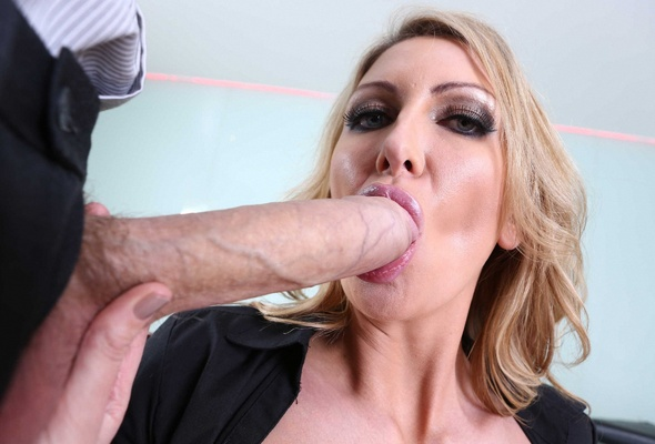 Mouths of cum leah luv 7