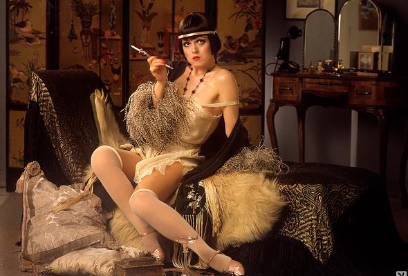 Bernadette playboy