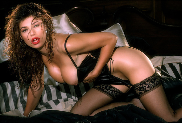 wallpaper brittany york playboy playmate lingerie stockings