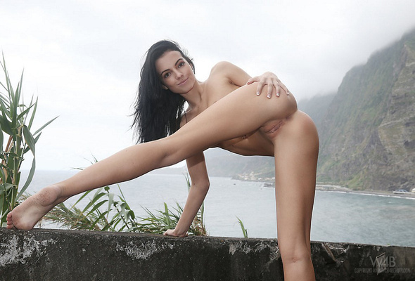 Hot ass naked black haired girls