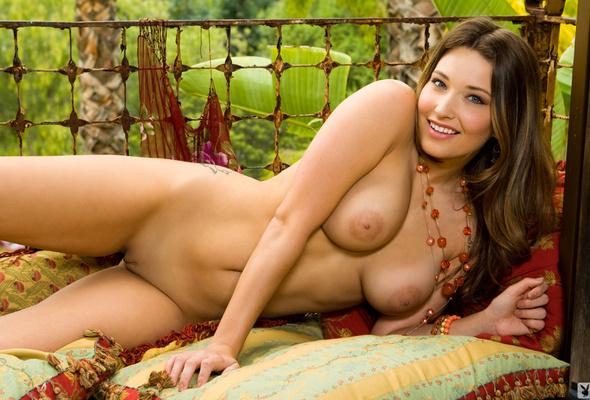 Veronica nude naked christine