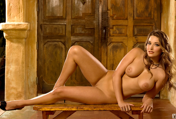 Naked nude christine veronica