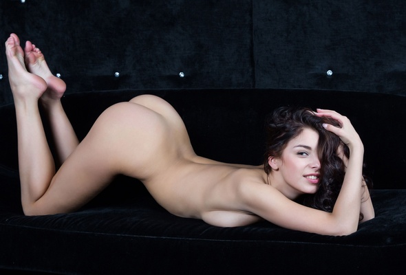 doggy russian  nude  evita lima, brunette, sexy girl, adult model, russian, nude, naked