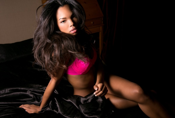Speak sexy ebony pink bra join. was