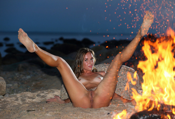 Pity, that hot naked girls on fire thank for