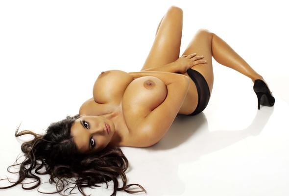 Sasha grey naked tied up