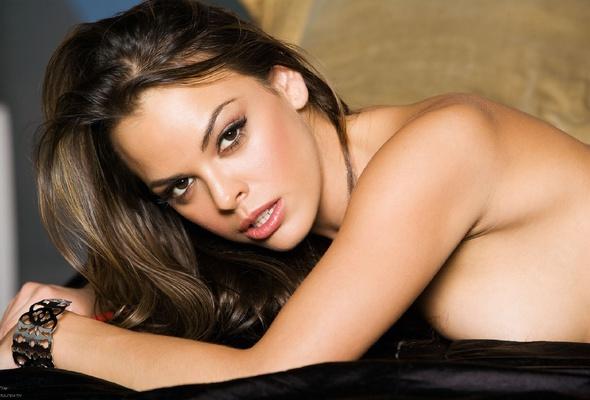 Diaz nude renee penthouse