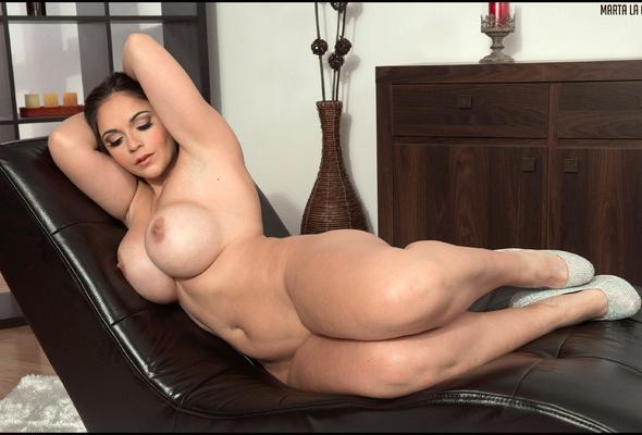 Naked spanish boobs