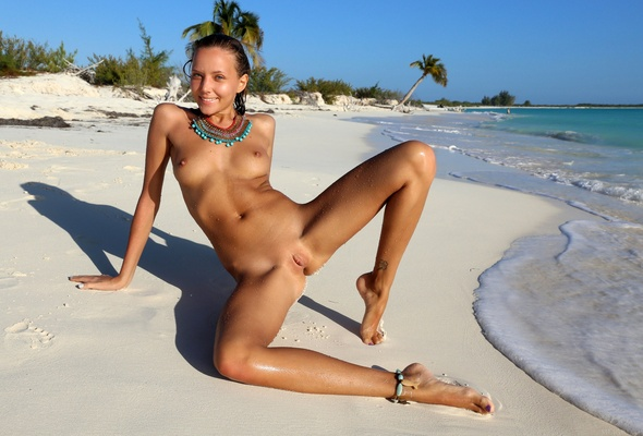 Not katya clover nude beach question think