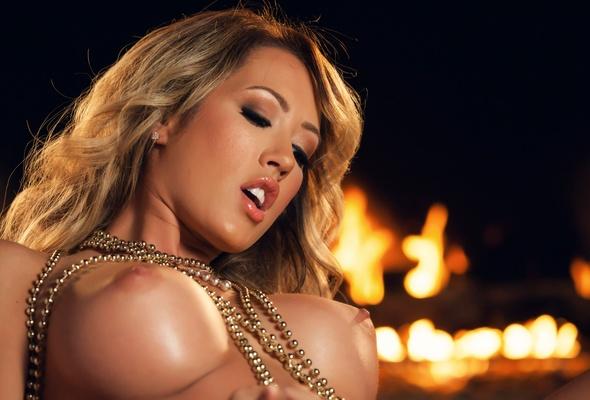 Capri cavanni boobs nude