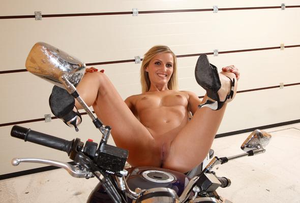 Biker girls with big pussy