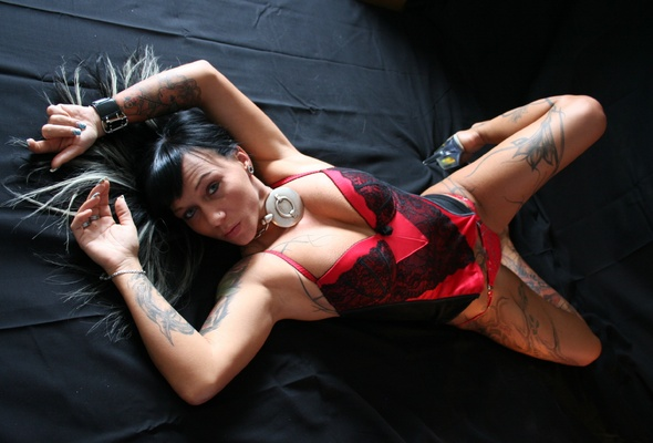 German tattoo pornstar kitty core in userfuck date with old 9