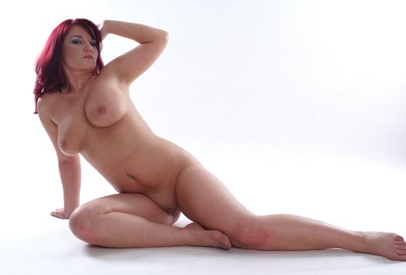 Sexy redhead german milf