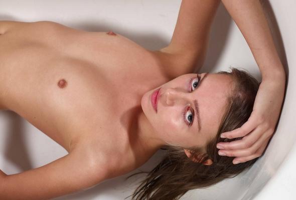 Nap boy naked