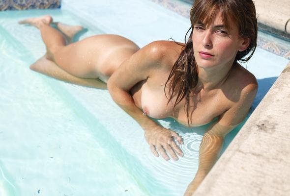 Porn star pierced nipples