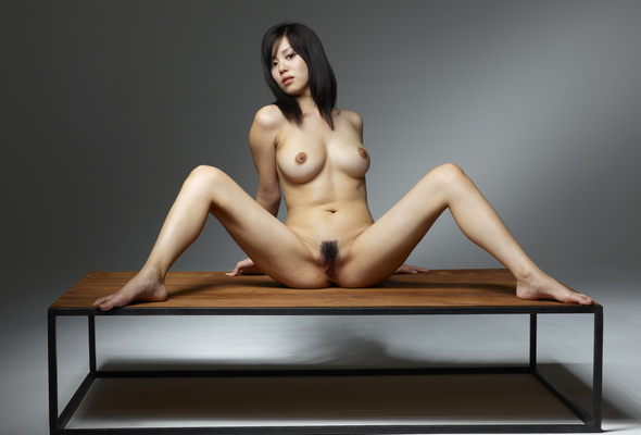 Oriental actress who have appeared nude rather