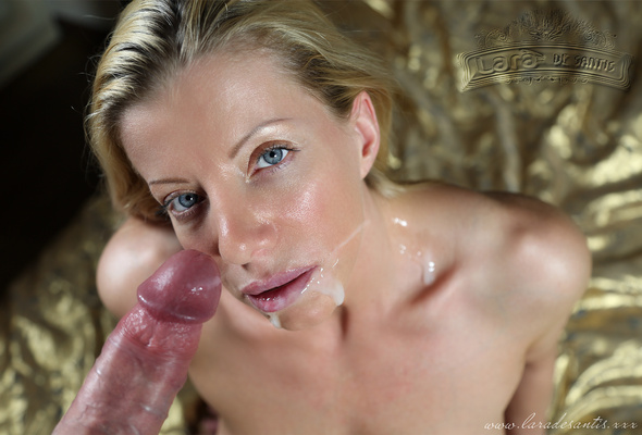 blonde oral
