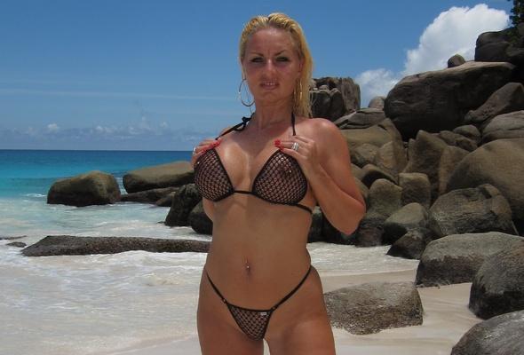 Most beautiful bikini