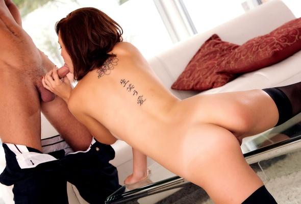 Ass cunt dick naked suck