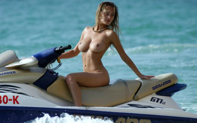 Commit error. Sexy naked women on jet ski matchless