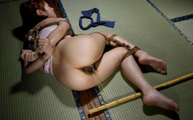 Asian girls kinbaku