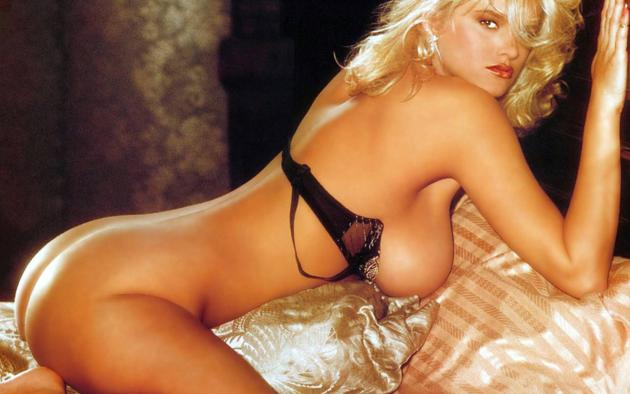 Shoulders down ass anna nicole smith nude for