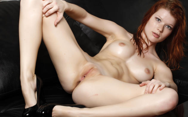 Opinion Lynette beautiful redhead nude