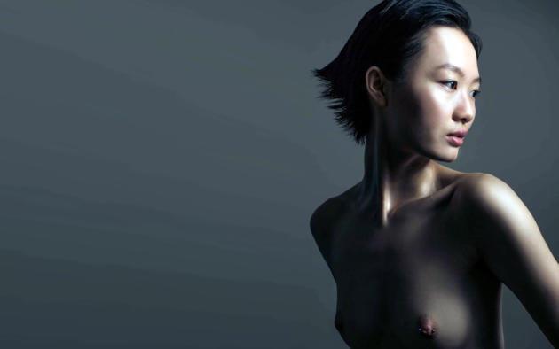 Opinion you asian girls with nipple piercing