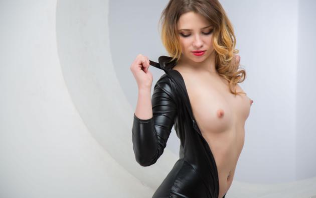 foxy, boobs, tits, hot, beautiful, fetish, famegirls, young, brunette, sexy babe, long hair, undressing, shiny, black, lycra, catsuit, sexy, hi-q