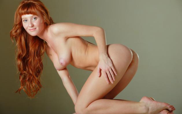 redhead, doggy, smile, ossana, brisa, brisa a, oxavia, polina, tits