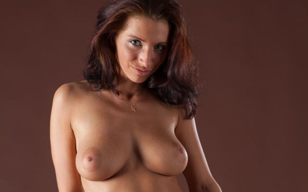simone b, nadia, gretta, kiska, ella, simona nikolay, brunette, tanned, topless, breasts, tits, big tits, natural tits, all natural, big nipples, large areola, boobs, simone, smile