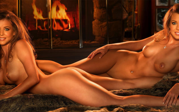 Nude photos of the campbell twins