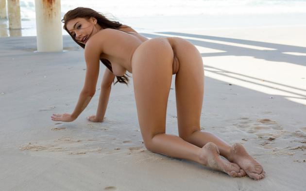 Sophie Alexandra  nackt