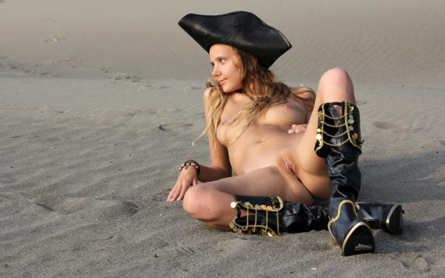 Pirates boots sexy porn pictures