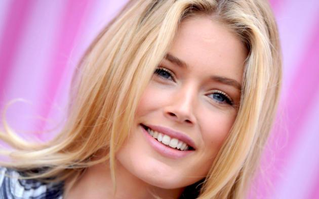 doutzen kroes, top model, blonde, blue eyes, sensual lips, non nude, dutch, mooi meisie, netherlands