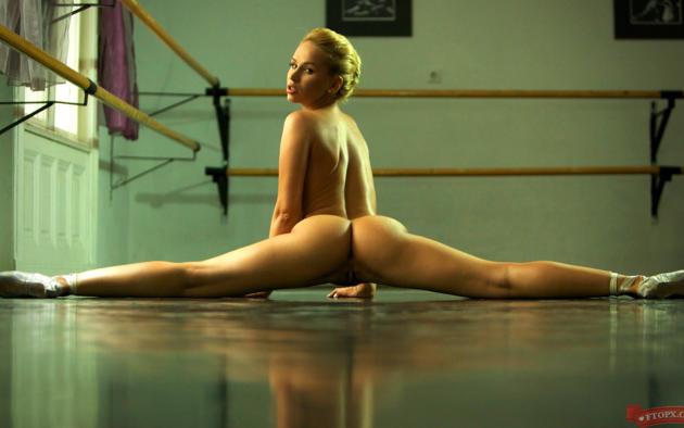gymnast that gone porn