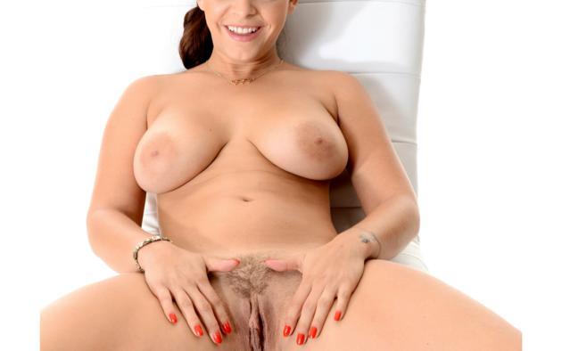 Wallpaper Liza Del Sierra, Porn Star, Brunette, Nude, Big -3633