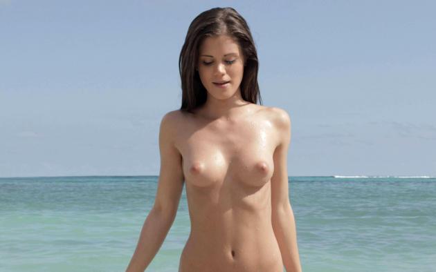 Каприс порно на море