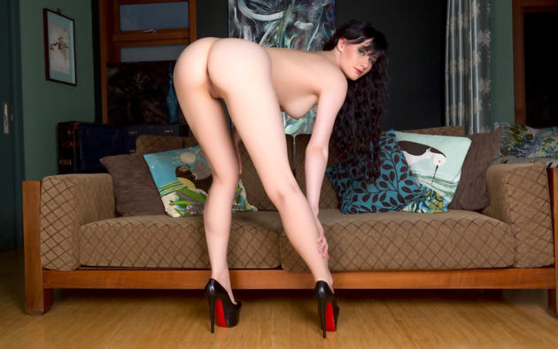Beautiful nude backpussy #12