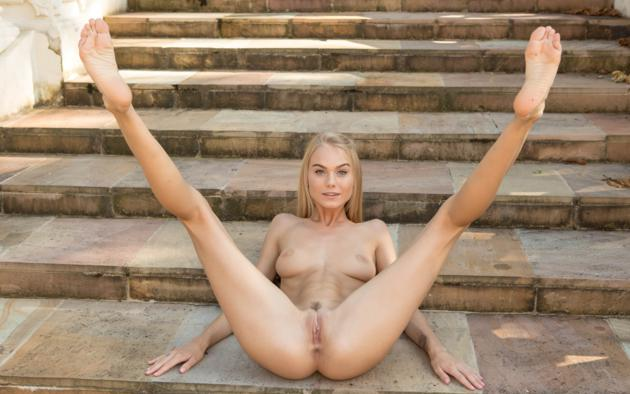 Marie robertson naken